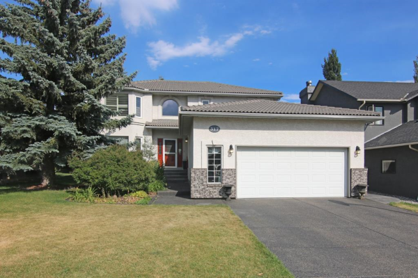 317 EDGEVIEW Place NW, Calgary