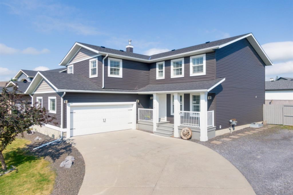 128 CANOE  Drive SW, Airdrie