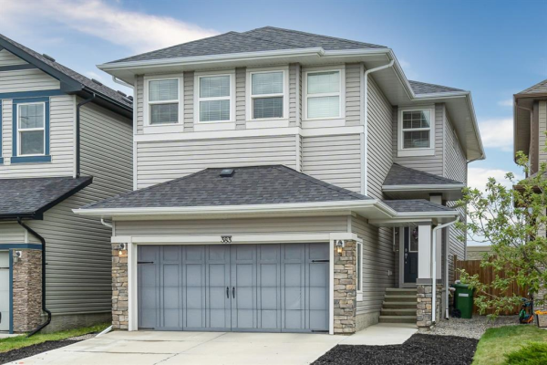 383 HILLCREST  Circle SW, Airdrie