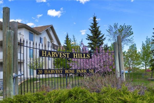 20 HARVEST ROSE Park NE, Calgary