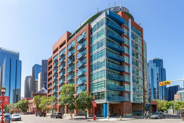205 RIVERFRONT Avenue SW, Calgary