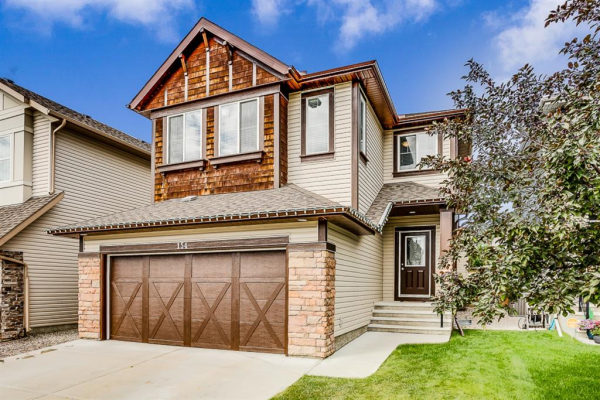 154 EVEROAK Green SW, Calgary