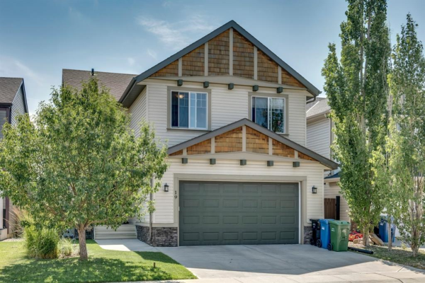 19 COPPERLEAF Crescent SE, Calgary