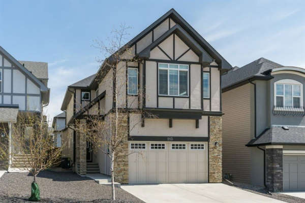 213 CRANARCH Crescent SE, Calgary