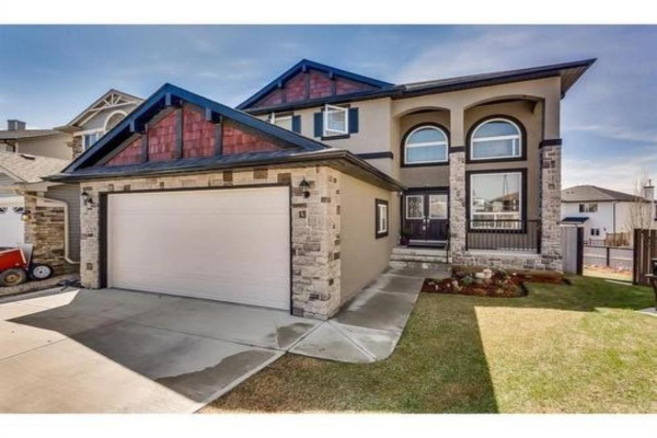 13 CANALS Cove SW, Airdrie