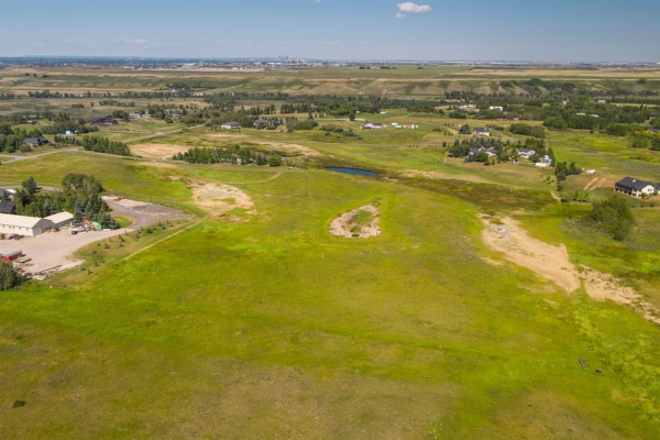 17ac NORTH of DUNBOW Rd 48 Street, Rural Foothills County