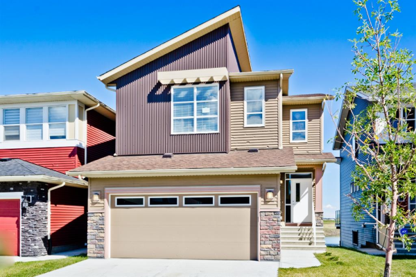 232 CORNERSTONE Manor NE, Calgary