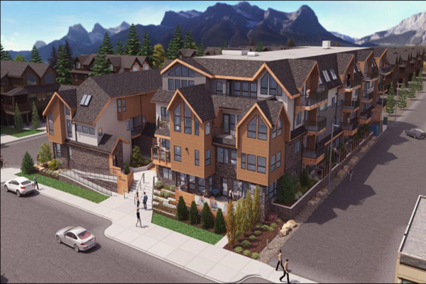 810 7th Street, Canmore