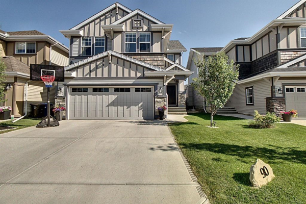 90 AUBURN SPRINGS Close, Calgary