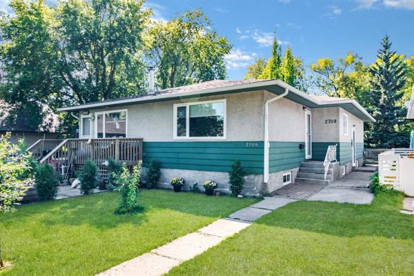 2709 16A Street NW, Calgary