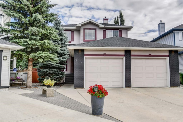 315 BRIDLECREEK Green SW, Calgary