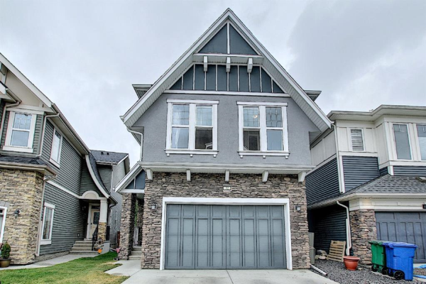 32 Cooperstown Place SW, Airdrie