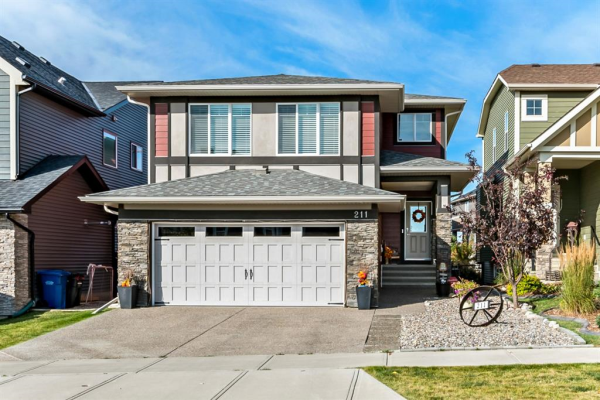211 MOUNTAINVIEW Drive, Okotoks