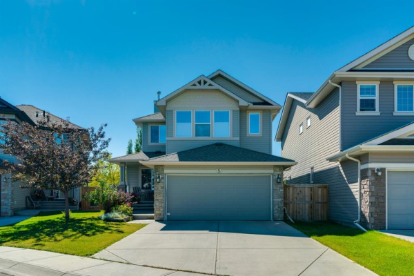 5 PRAIRIE SPRINGS Close SW, Airdrie