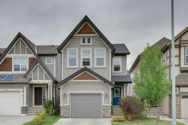 38 CHAPARRAL VALLEY Common SE, Calgary