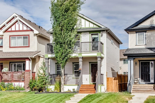216 Copperpond Road SE, Calgary