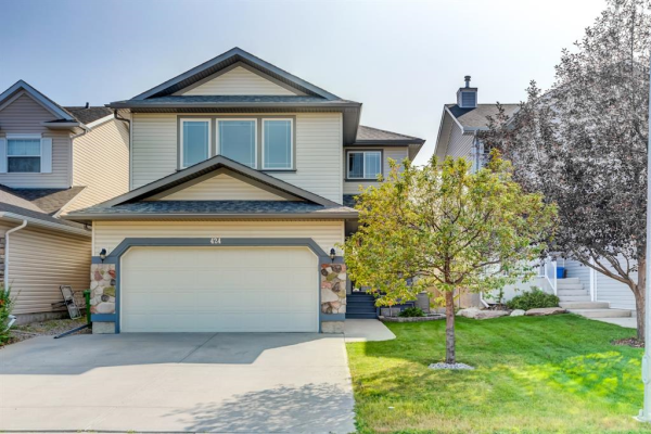 424 STONEGATE Road NW, Airdrie