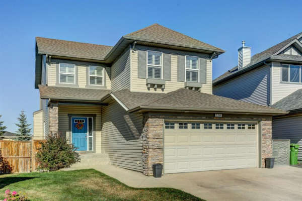 118 Coopers Bay SW, Airdrie