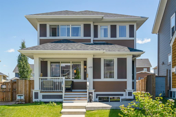 432 River Heights Green, Cochrane