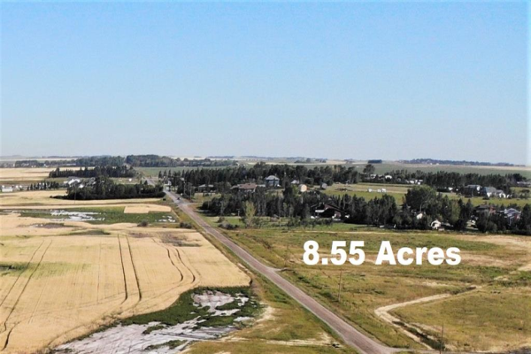 8.55 Acres Range Road 281 Road, Chestermere