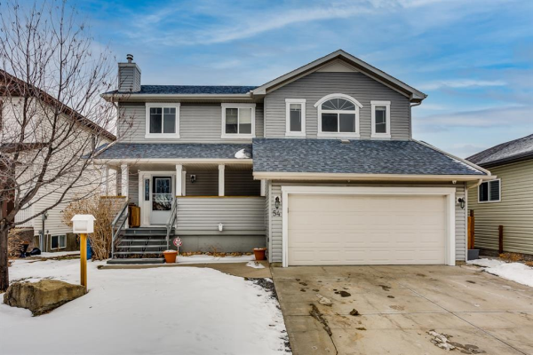 54 Canals  Circle SW, Airdrie