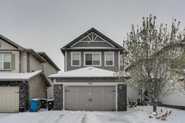452 Silverado Plains Circle, Calgary