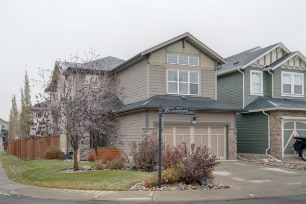 202 Williamstown Green NW, Airdrie