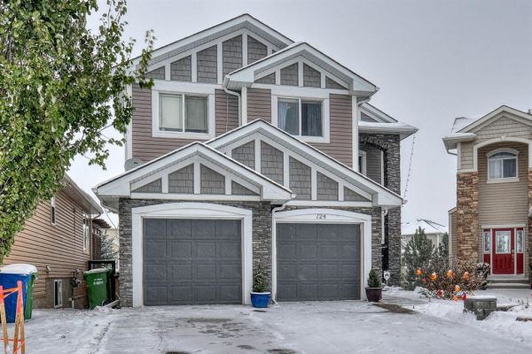 124 Bayside Landing SW, Airdrie