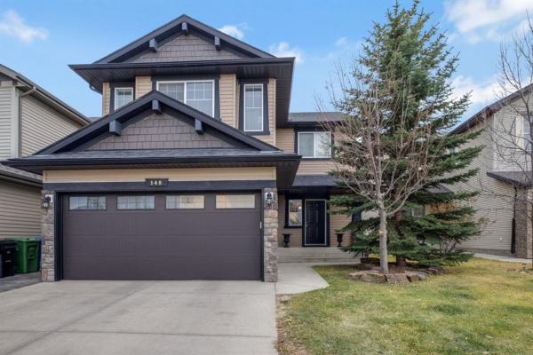 148 Cougarstone Manor SW, Calgary