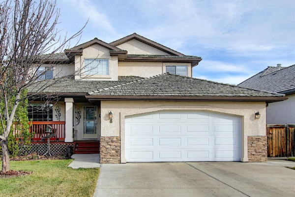8 Bow Ridge Crescent, Cochrane