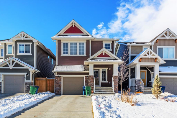 95 BAYVIEW Circle SW, Airdrie