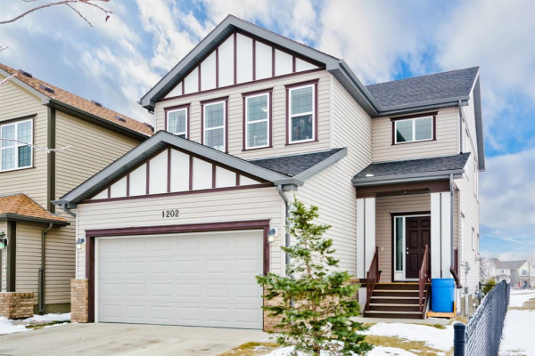 1202 Reunion Road NW, Airdrie