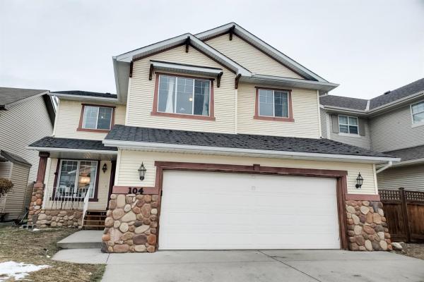 104 Cougar Ridge Drive SW, Calgary