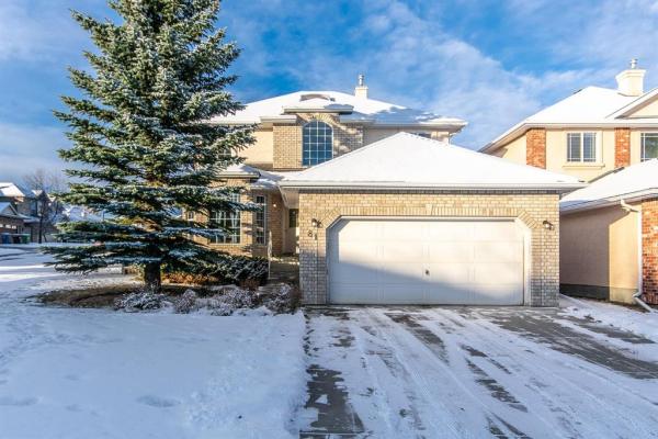 81 Strathridge Close SW, Calgary