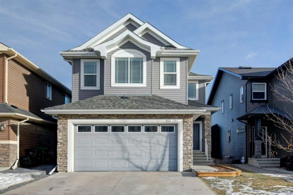 40 SAGE VALLEY Road NW, Calgary