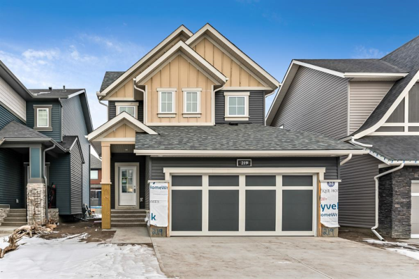 219 Kingfisher Crescent SE, Airdrie