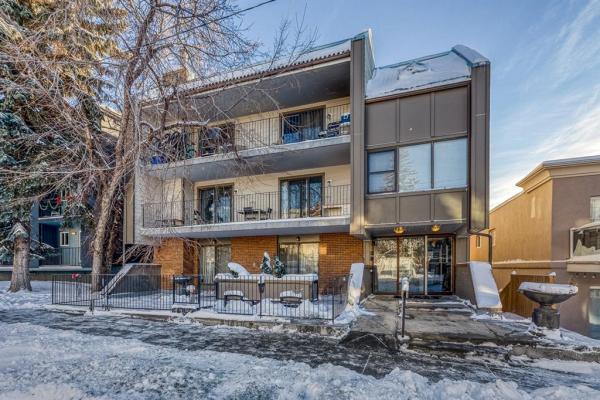 1607 26 Avenue SW, Calgary