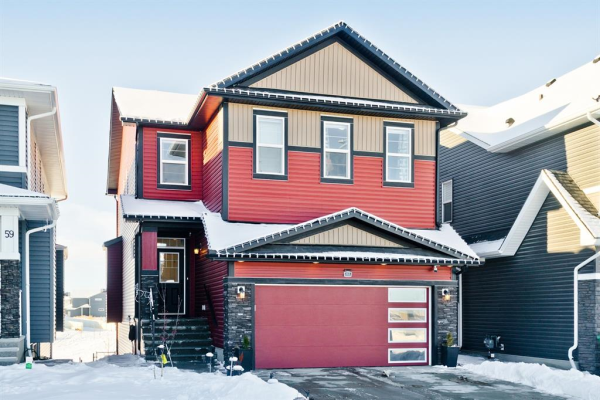 63 Evansfield Green NW, Calgary