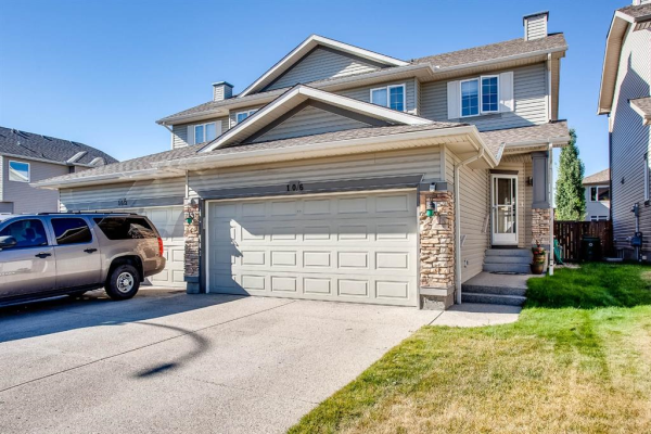 106 WEST POINTE Court, Cochrane