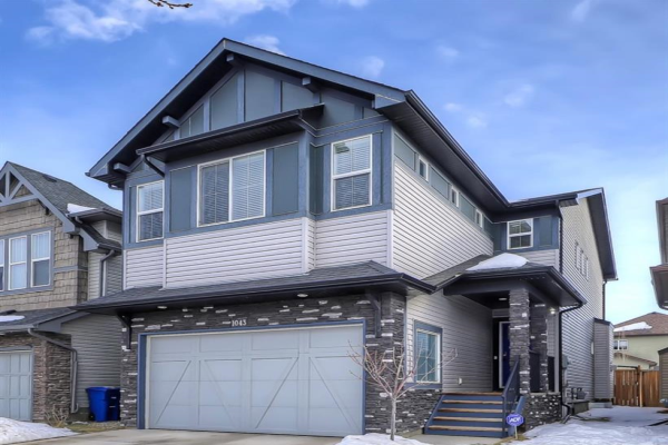 1043 Kings Heights Road SE, Airdrie