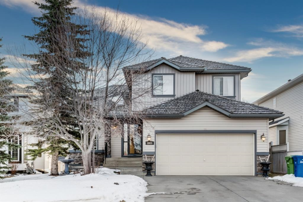 1803 Woodside Boulevard NW, Airdrie