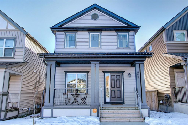 422 COPPERPOND Boulevard SE, Calgary