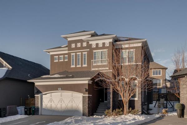 428 Aspen Glen Place SW, Calgary