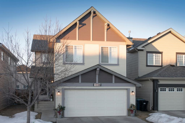 1036 Copperfield Boulevard SE, Calgary