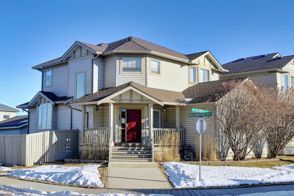 464 Willowbrook Close NW, Airdrie
