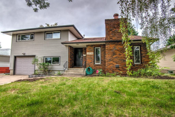 2536 Chicoutimi Drive NW, Calgary