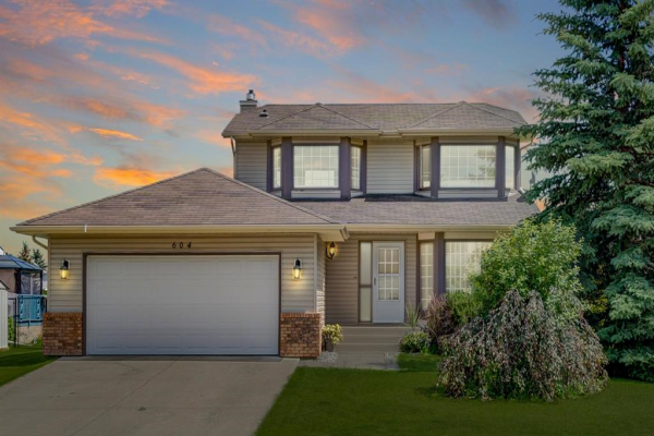604 High View Gate NW, High River