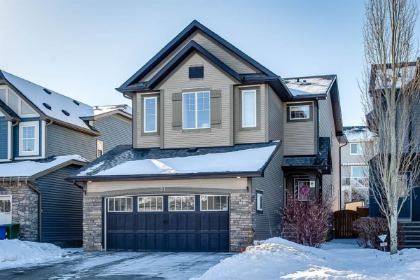 31 SAGE VALLEY Green NW, Calgary