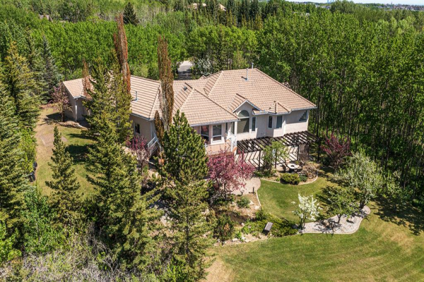 38 Bearspaw Ridge Crescent, Rural Rocky View County
