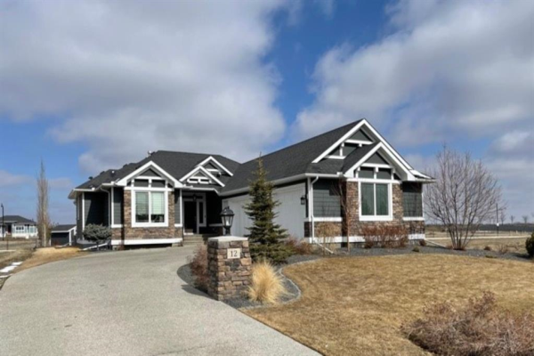 12 Cimarron Estates Gate, Okotoks